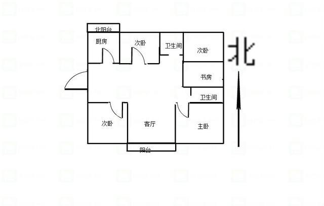 高科荣域 133㎡ 415万
