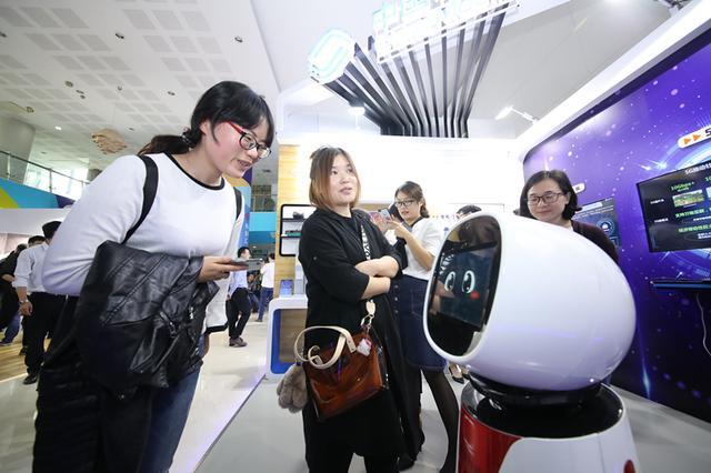 5G、物联网双重加持 江苏移动为人工智能发展添动能