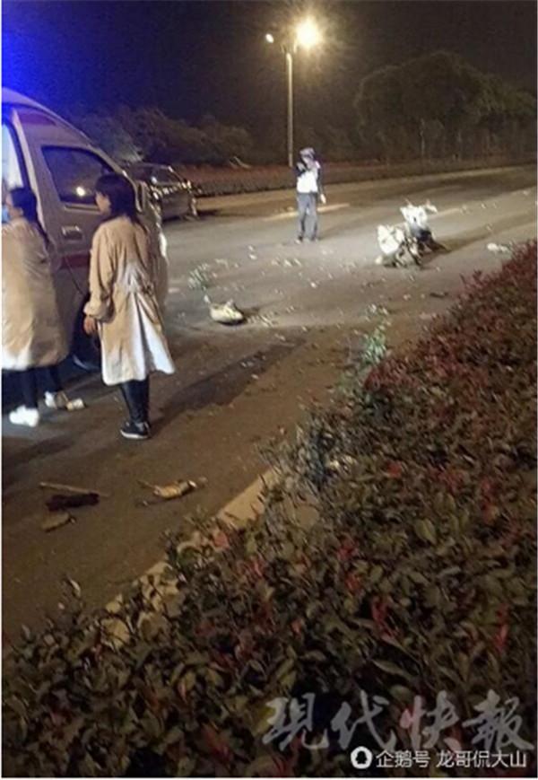 常州发生一起惨烈交通事故 驾驶员当场身亡