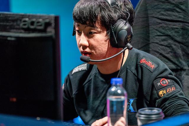 Khan谈及RNG:五个中国人可以赢 Letme是第一上单