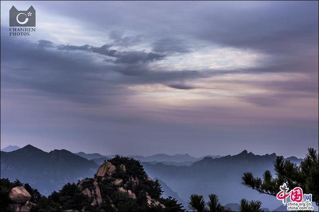 北方小黄山!京郊不一样的六里坪美景(图)