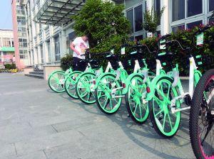 南京研究共享单车动态管理 滴滴单车校园投放