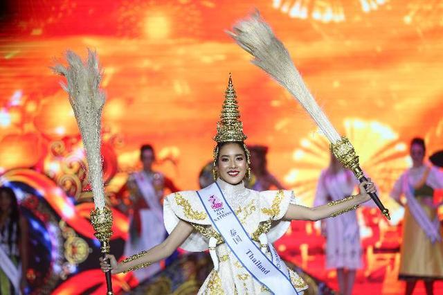 第52届全球生态旅游大使世界总决赛在南京落幕