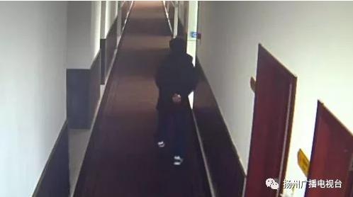 扬州一男子疯狂盗窃9起 专偷企业单位