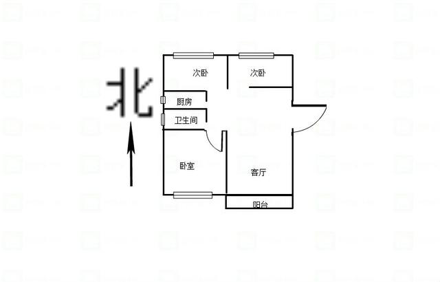 富丽山庄 115.34㎡ 366万