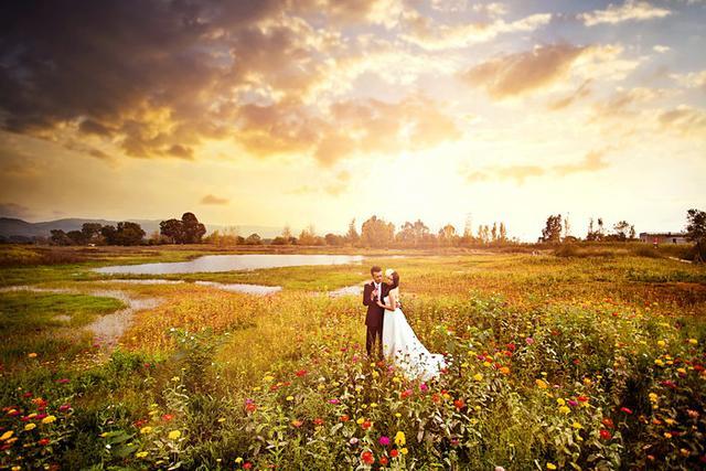 韩式婚纱照拍摄六大注意事项