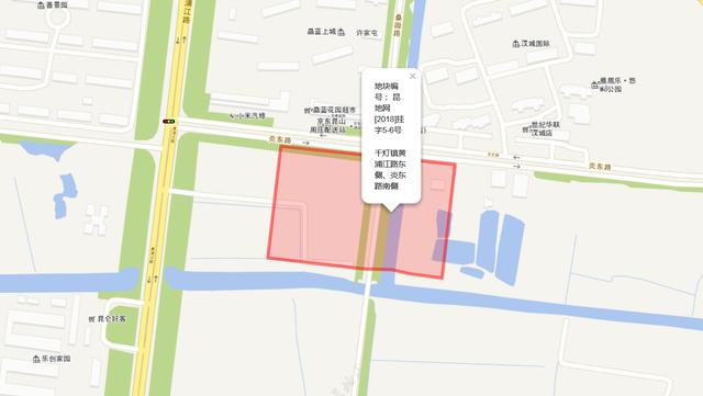 快讯:海伦堡地产竞得昆山住宅5-6号地块