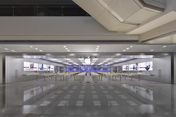 江苏首家苹果直营店将在无锡开业