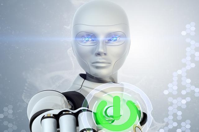 人工智能新模式,安防机器人悄然现身