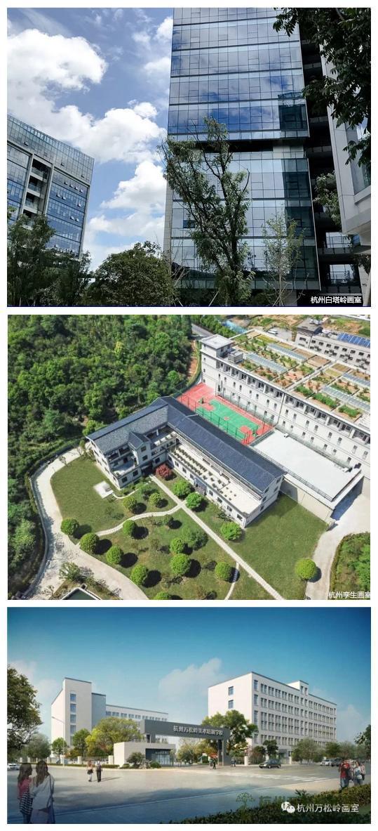 杭州十大品牌画室全新校区环境对比