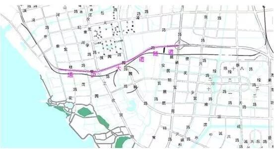 南通新区将新建一条路 命名