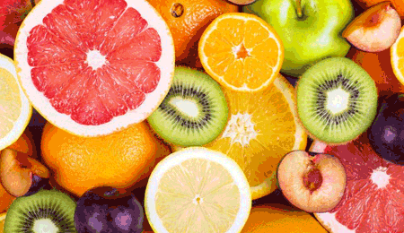 """""""  7大抗皱水果 助你破解肌肤的皱语"""