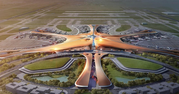 休闲娱乐 2040年北京将有世界上最大的机场  按照目前排在全球首位的
