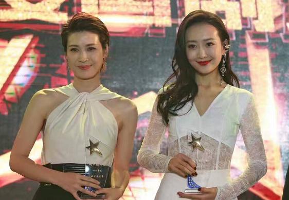 """""""城市之星""""国剧颁奖典礼南京举行 明星大腕齐聚"""