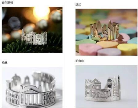 【创业养成记】把城市做成戒指:让你戴上一座城