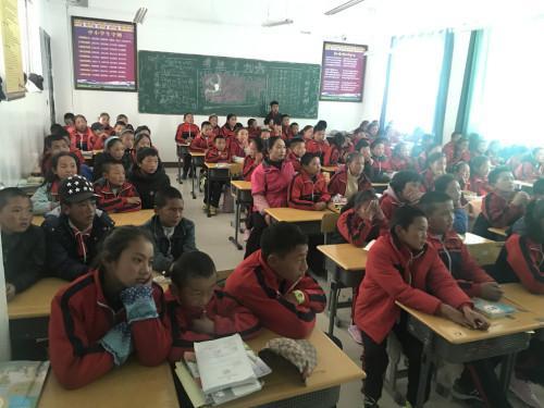 捐款 一起为玉树这所孤儿学校的孩子们加油