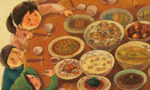 春节饮食荤素搭配少油脂 别让肠胃闹脾气
