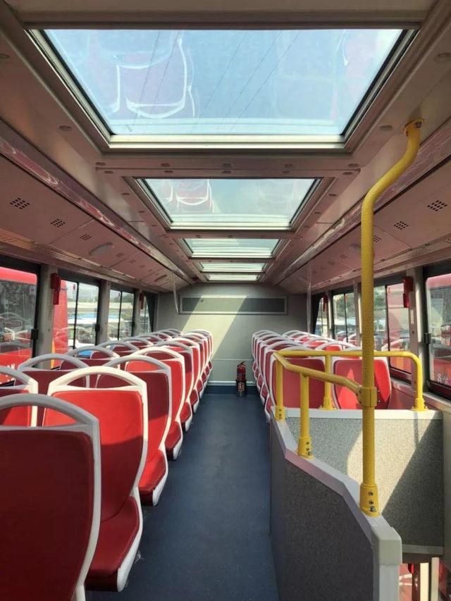 南京双层观光巴士霸气回归 这次要带我们去哪里?