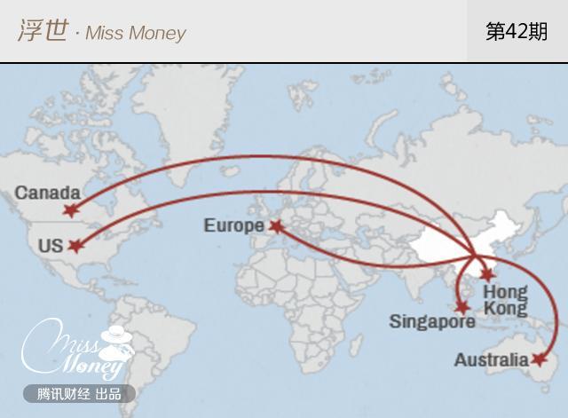 美国,欧洲,加拿大,新加坡,中国香港,澳大利亚.图片