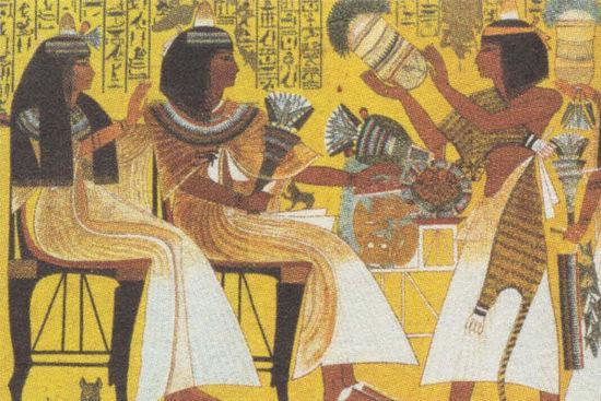 埃及传说中的神话人物