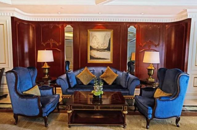 南京恒大酒店:在天然氧吧遇见欧陆风情