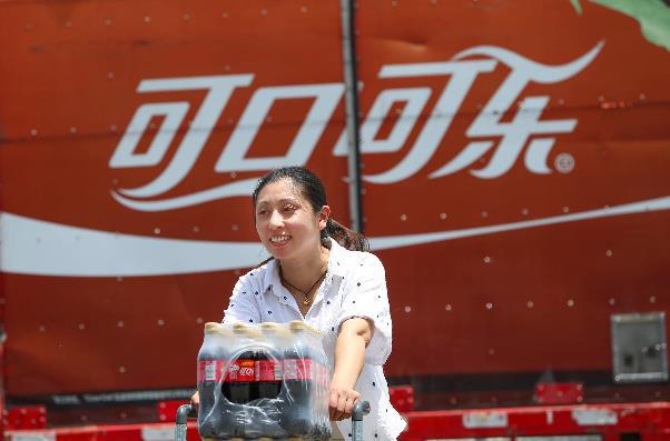 可口可乐基金会30年携手2400多家机构使6.55亿人受益