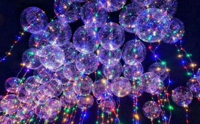 会发光的网红气球背后藏危险 南京已有4人受伤 大苏网 腾讯网