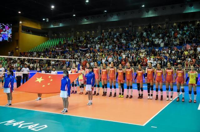 女排变阵3-1泰国 夺世联赛澳门站首胜