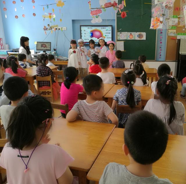 苏州彩香村幼儿园举办系列活动教孩子爱护眼睛