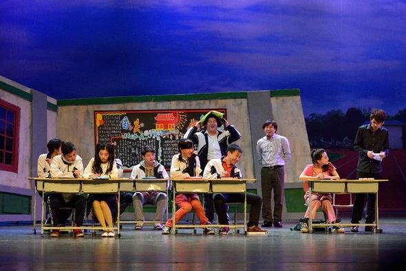 【大苏观剧团】《夏洛特烦恼》重返舞台追忆青春