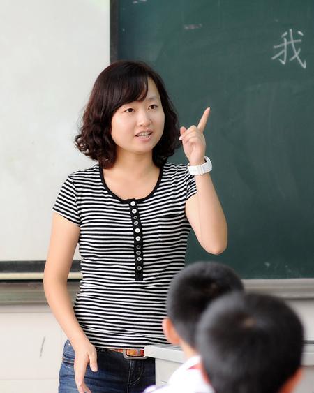 南京市三年级孩子王萍小学每个老师都是她的牌楼一小学诗图片