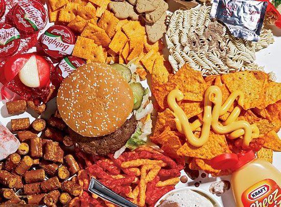 加工食品口味好?但将增加患癌几率