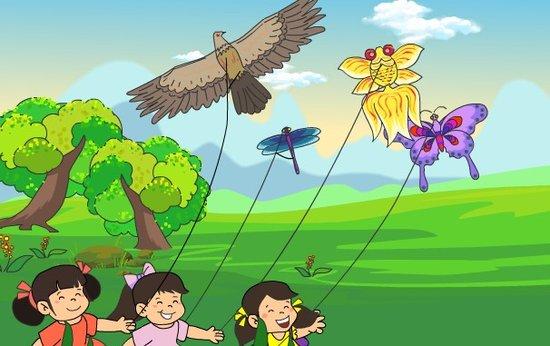 做春日里的追风少年 来嘉盛龙庭放飞梦想图片