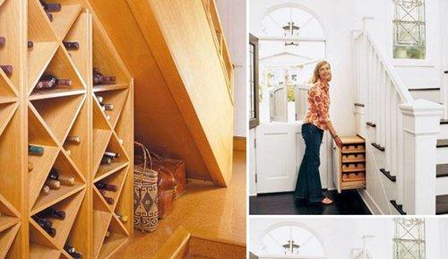 part6:楼梯间装修设计 —— 改作酒柜图片