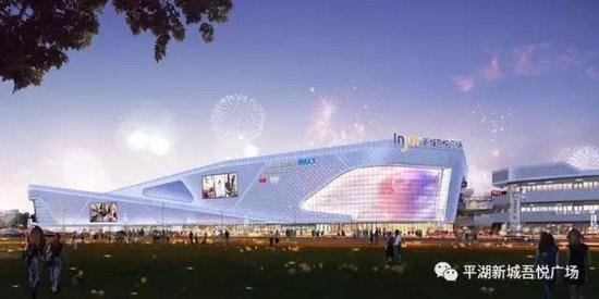 2017年新开业最火的购物中心 这个项目屡次入选