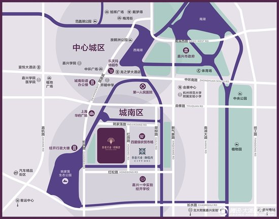 """探访香港兴业国际集团的""""新乌托邦生活""""-----嘉兴媒体香港愉景湾参访圆满举行"""
