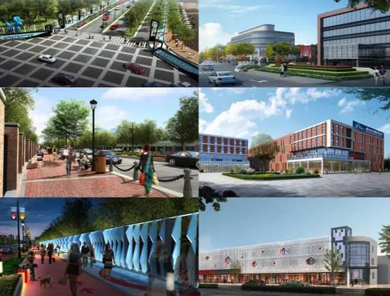 华丽变身!南湖区三年至少要建8个都市产业园