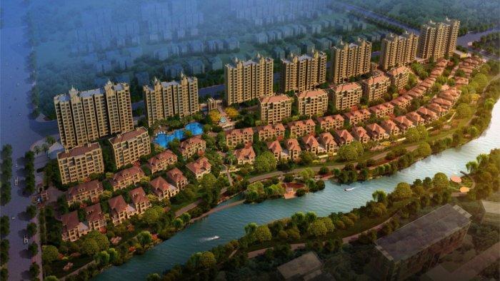 翠湖壹号现房在售 均价1100-1200元/平米