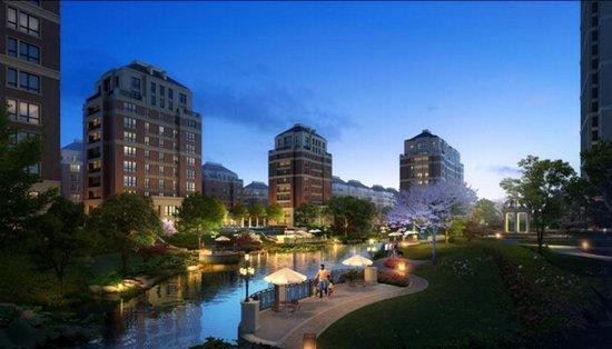 丽江半岛 绿园 为现代都市人而来