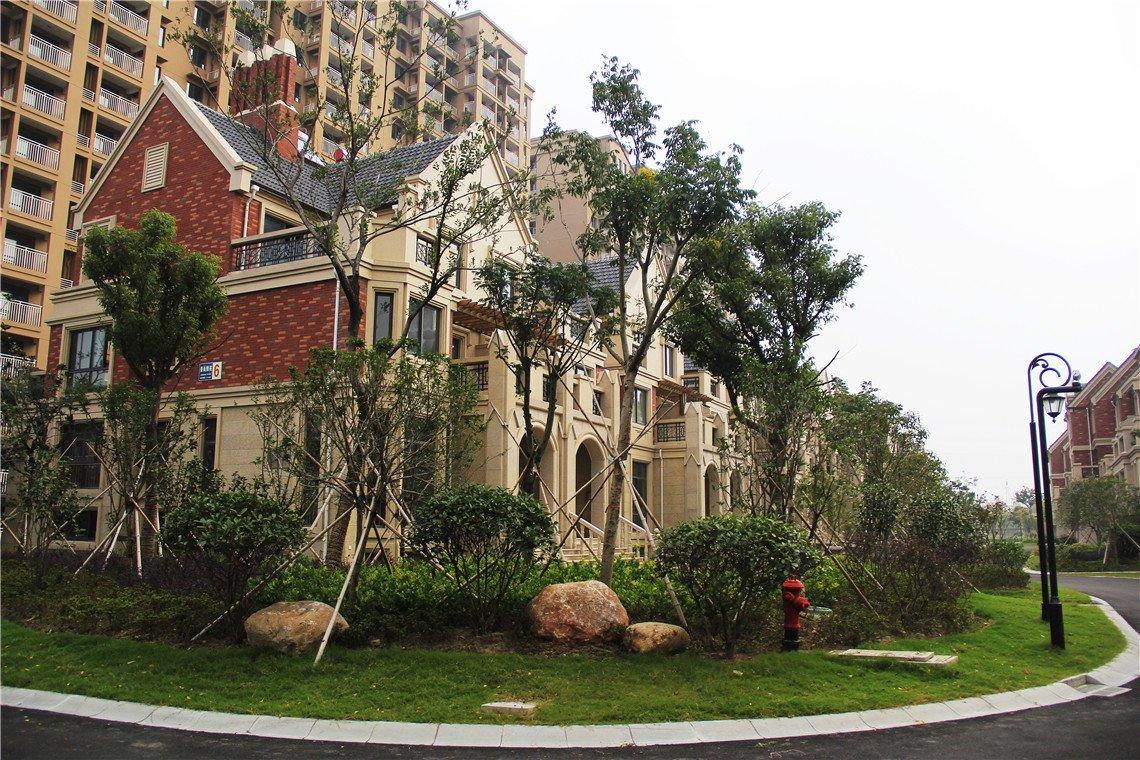 景尚墅:最佳经济型别墅