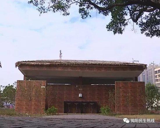 """揭阳市改造高颜值社区公厕 美化环境更加""""方便"""""""