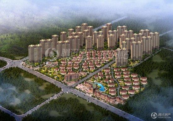 揭阳碧桂园:面积115-258㎡房源均价售5500元/㎡