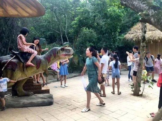 揭阳市宝山湖旅游度假景区现已经对外开放试运营