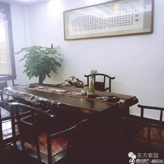 揭阳首席苏式园林别墅区 紫园苏韵展厅国庆日开放