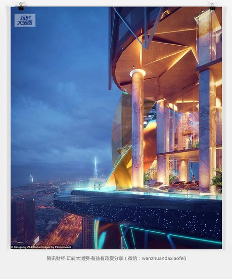 又任性了,迪拜人在酒店里建热带雨林