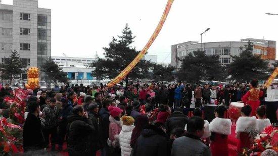 寒冬虽冷,回家暖心——千翔尚城一期项目盛大交房