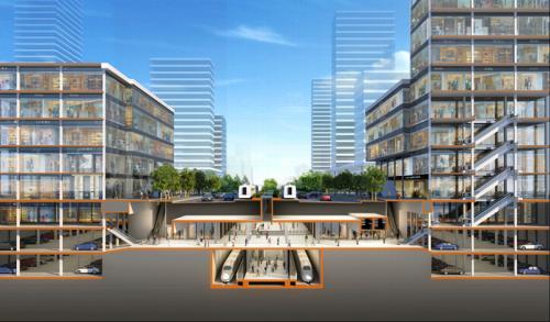 城市地下空间将逐步纳入 土地利用规划