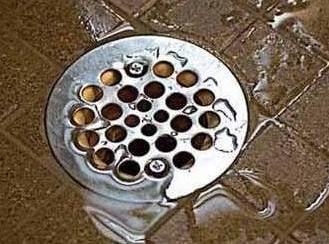 装修不装圆形地漏,现在都装这种,排水速度快几倍