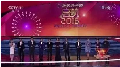 独家冠名CCTV元宵晚会碧桂园森林城市携手央视送团圆