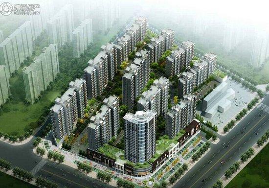 奥林雅苑:未来荆门南城区中心地段高端楼盘之一